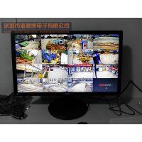 无线监控方案_5.8G数字无线网桥应用地铁施工无线视频监控系统