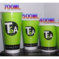 供应西安一次性杯子定做 西安广告一次性杯子 西安广告饮料纸杯