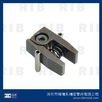 本司供应限位夹 行位夹ZZ189、模具标准件、塑胶模具配件
