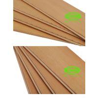 红雪松无节免漆桑拿板 护墙板装饰板 背景墙扣板企口板