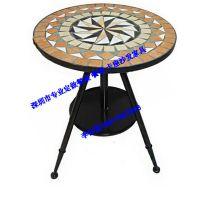 LOFT埃菲尔铁塔餐桌 铁艺餐桌 酒吧咖啡桌 休闲圆桌椅