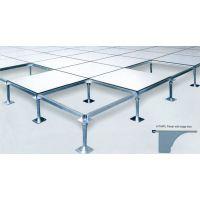 厂家供应PVC地板 陶瓷防静电地板 未来星机房架空地板质量保证