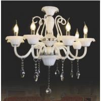 CVMA厂家直销 欧式优质客厅 酒店水晶灯6035C-8A白炽灯