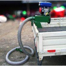 柴油抽粮机规格 得到客户一致好评的软管抽粮机 润丰