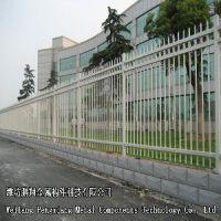 生产喷涂铝合金管围栏|有品质的喷涂热镀锌钢管护栏推荐