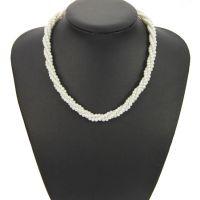 欧美仿珍珠项链 速卖通热销项链 外贸原单夸张项饰 R44010