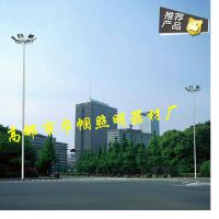 直销高质量高杆灯高杆灯架制作爬梯高杆灯15米高杆灯