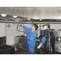 吉安新干厨房油烟机管道清洗公司