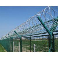 厂家直供高速公路护栏网 热镀锌浸塑桥梁防抛隔离墙 镀锌网