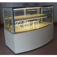 扇形蛋糕柜 蛋糕展示柜 蛋糕冷藏柜
