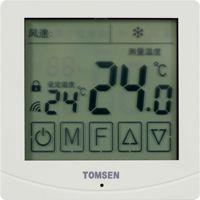 汤姆森TM613手机WIFI大屏液晶显示触摸型中央空调温控器厂家
