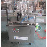 加工直线灌装机 液体直线式包装机械 常压农药灌装设备
