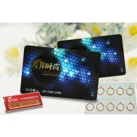 广州全新料PVC智能卡|IC芯片卡ID白卡工厂定制