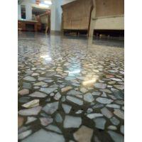 博罗县公庒镇水磨石地面起灰怎么处理--厂房水磨石地地面翻新--地面雅洁靓丽