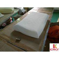 康莱批发高回弹长方形记忆海绵客户来样定制OEM压缩卷包床垫记忆枕海绵