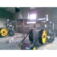 【便宜燃料】烧锅炉必备锯末颗粒机 木屑木糠颗粒设备