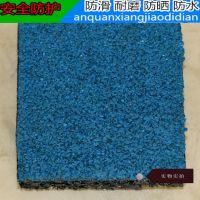 石家庄室外拼接安全地垫环保耐磨运动橡胶地垫50*50标准规格地垫柏克