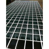 浙江金华荣升可定制505*40*400热镀锌钢格板排水沟盖板钢梯踏步窑井盖市政栏杆