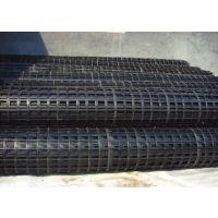 厂家直销四川攀枝花黑色塑料双向单向土工格栅