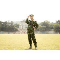 陆军迷彩服(军训服装银莱服饰)