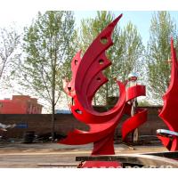 天和雕塑 不锈钢凤凰雕塑