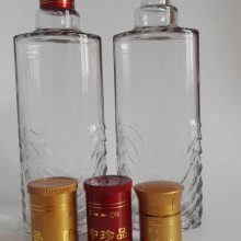 宏华供应各种玻璃500ml高白料酒瓶