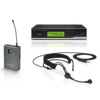 森海塞尔(Sennheiser) XSW 52 无线头戴话筒 专业无线话筒 出色的声音质量,适合歌唱