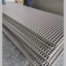 重庆洗车店装修格栅尺寸 玻璃钢38漏水板多钱一平 河北华强