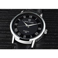 天朗格手表 时尚韩国韩版手表学生时尚简约潮流皮带男表石英表