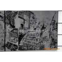 【批量供应】:各种规格的精美针雕石刻室外景观墙