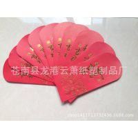 传统节庆用品 120g珠光纸烫金红包 9*17cm插口式利是封 批发定做