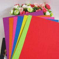 厂家直销 彩色手工卡纸 折纸 千纸鹤材料 环保无毒 满包邮