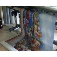 东莞背景墙油画打印机,艺术油画打印机,爱普生五代头(不加密)