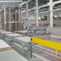 青岛国森机械制造自动化蛭石防火板生产线全套加工设备