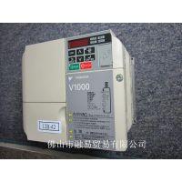 安川变频器CIMR-VB2A0020 3.7KW