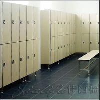 佳丽福生产防水更衣室抗倍特板储物柜