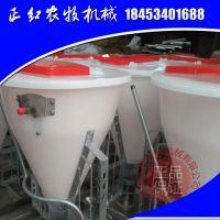 干湿双面育肥槽猪用养殖料器大量批发干湿喂料器
