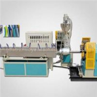PVC Steel Wire Reinforced Hose Pipe Extrusion Machinery