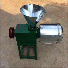 电动大米专用磨面机 宏瑞限量款小型磨面机多少钱
