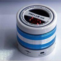 厂家热销 2014新款 圆筒蓝牙音箱BT138U 迷你 一件代发车载音响