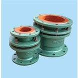 全国直供 供应优质球墨铸铁管件管道伸缩器N80-DN300 价格厂家直销
