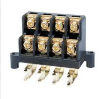 厂家直销万捷电子 WANJIE栅栏式接线端子,EM-21汽车功放音箱接线端子