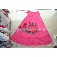 女士民族风手绘连衣裙半身裙厂家直销价批发2014夏季处理不退换