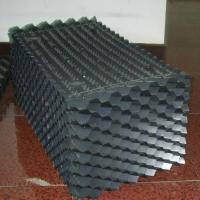 双向波填料 供应冷却塔填料价格 横流式冷却塔专用淋水填料