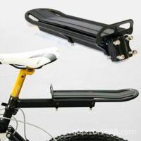 正品KW618 自行车铝合金货架山地车后衣架兼职挡泥板配件黑色