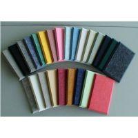 河南熙源居品牌聚酯纤维吸音板隔音板 阻尼橡胶隔音毡 阻燃聚酯纤维吸音板