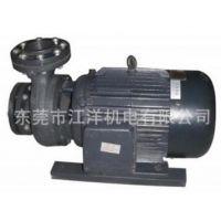 东方灵珠水泵GD125-40/18.5KW管道离心泵GD卧式管道泵