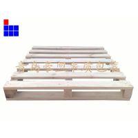 青岛木托盘特价供应优质热处理实木托盘黄岛厂家直供价格低廉