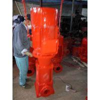贵州消防泵厂家直销 消防喷淋泵选型 泉柴XBD1.25/111-200L-200I