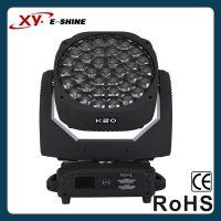 E-SHINE37颗大蜂眼,蜂眼摇头灯,K20蜂巢灯,效果好